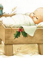 【クリスマスカウントダウン】今日の歌: Away In A Manger
